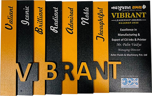 VIBRANT LEADERSHIP AWARDS GUJARAT 2020
